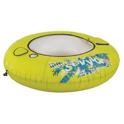 River Tube One-person Inflatable with Cooler