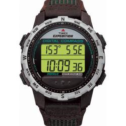 Timex T778629J Men's 'Expedition Core Digital Compass' Digital Watch