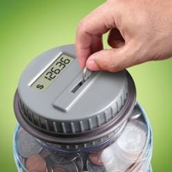 Emerson Digital Coin Banks (Pack of 2)