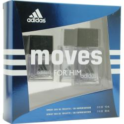 Adidas 'Adidas Moves' Men's Two-piece Fragrance Set