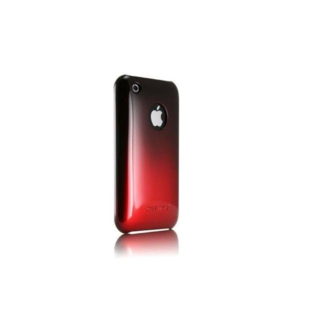 Case Mate Barely There iPhone 3G Royal Red Acrylic Case
