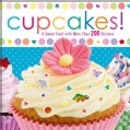 Cupcakes!: A Sweet Treat With More Than 200 Stickers (Board book)