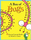 A Box of Bugs: 4 Pop-Up Concept Books (Hardcover)