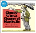 Cloudy With a Chance of Meatballs (Board book)
