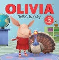 Olivia Talks Turkey (Paperback)