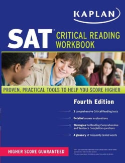 SAT Critical Reading Workbook (Paperback)