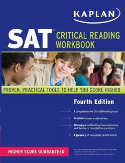SAT Critical Reading Workbook (Paperback)