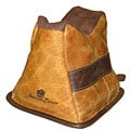 American Bison Leather Shooting Rest