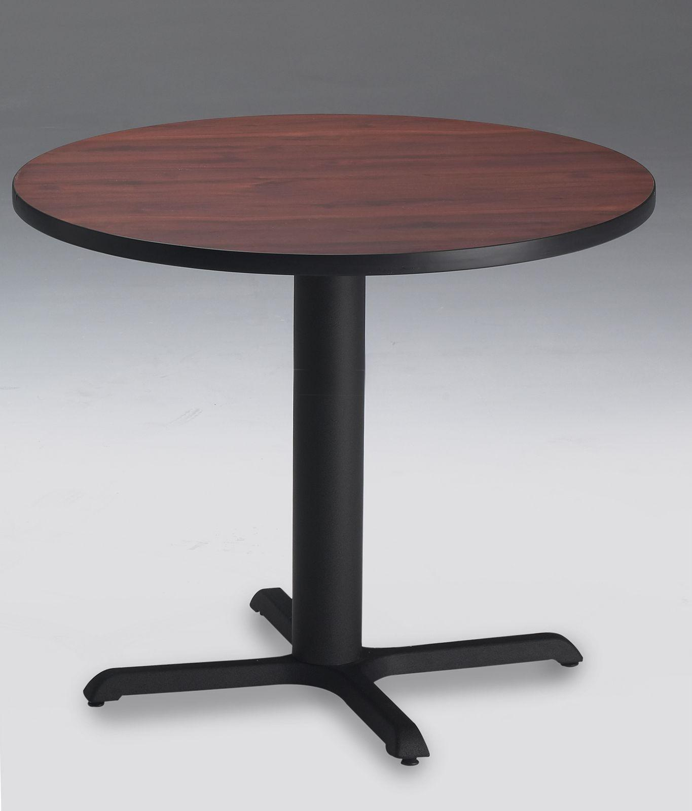 Mayline Bistro Dining Height 30 Inch Round Table Overstock Shopping