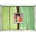 Recycled Wood Serene Green Picture Frame (Thailand)