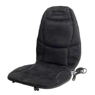 Velour Heated Seat Cushion
