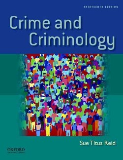 Crime and Criminology (Hardcover)