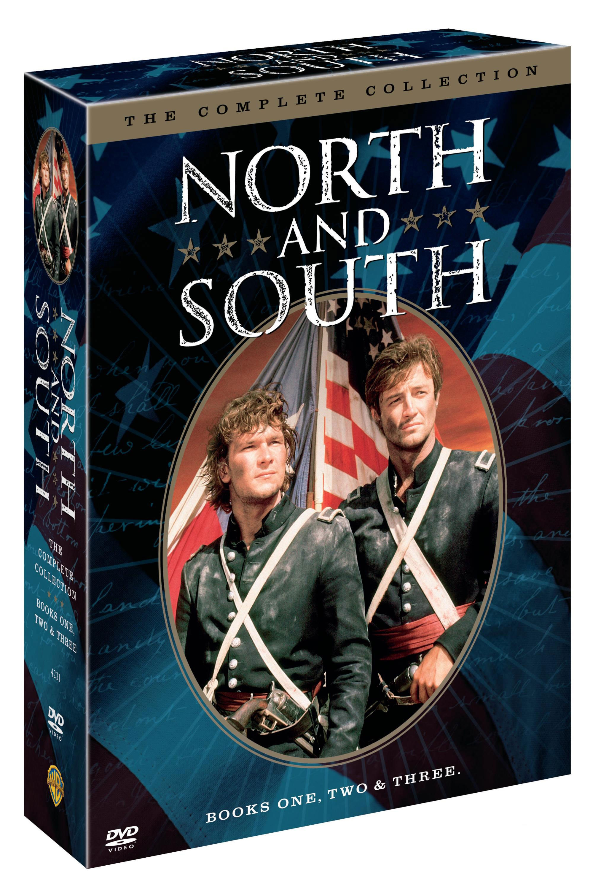 North and South: The Complete Collection (DVD)