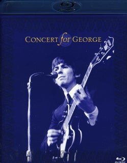 Concert for George (Blu-ray Disc)