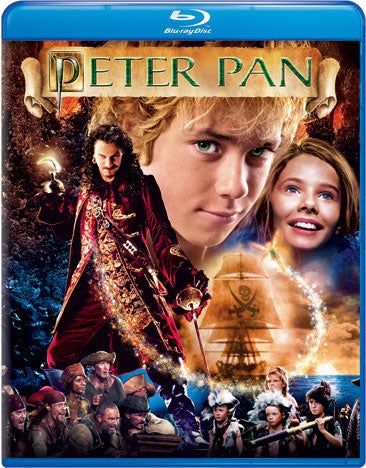 Peter Pan (Blu-ray Disc)