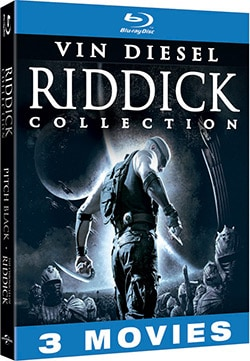 Riddick Collection (Blu-ray Disc)