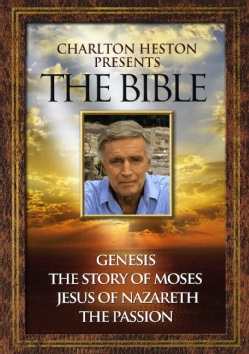 Charlton Heston Presents The Bible: Collection (DVD)