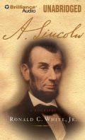 A. Lincoln: A Biography (CD-Audio)