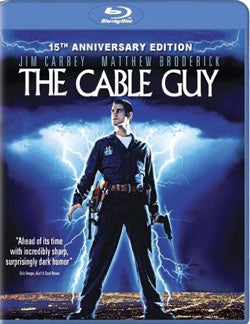 The Cable Guy (Blu-ray Disc)