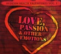 Various - Hidden Beach Valentines Vol. 1: Love, Passion & Other Emotions