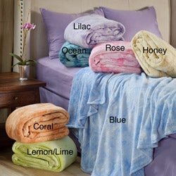 Horizons Fleece King-size Blanket
