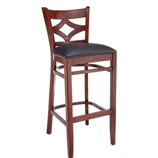 Diamond Back Bar Stool