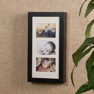 Alto Photo Display Wall-mount Black Jewelry Armoire