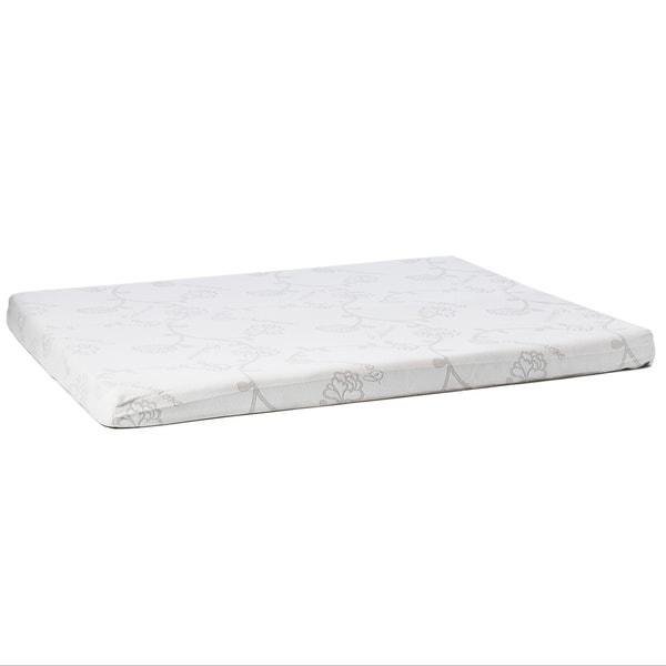InnerSpace 4.5-inch Memory Foam Full-size Sofa Sleeper Mattress