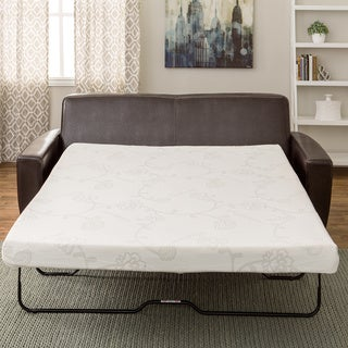 InnerSpace 4.5-inch Queen-size Memory Foam Sofa Sleeper Mattress
