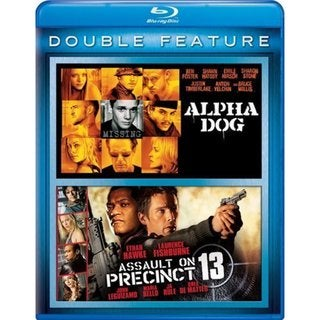 Alpha Dog/Assault On Precinct 13 (Blu-ray Disc) 7611844