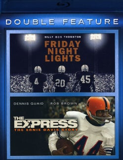 Friday Night Lights/The Express (Blu-ray Disc)