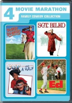 4 Movie Marathon: Family Comedy Collection (DVD)