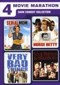 4 Movie Marathon: Dark Comedy Collection (DVD)