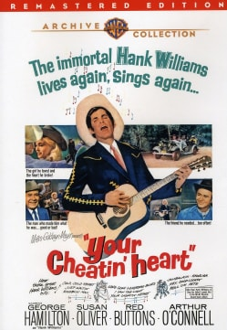 Your Cheatin' Heart (DVD)