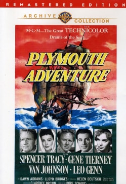 Plymouth Adventure (DVD)