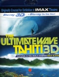 The Ultimate Wave: Tahiti 3D (IMAX) (Blu-ray Disc)