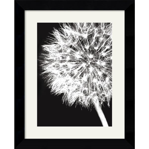 Jenny Kraft 'Dandelion Crop' Framed Art Print