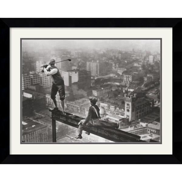 Bettman Archive 'Tee Time' Framed Art Print