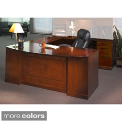 Mayline Sorrento Executive Right-handed U-shape Desk