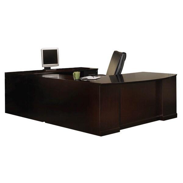 Mayline Sorrento Executive Right-handed U-shape Desk