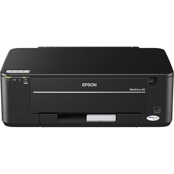 Epson WorkForce 60 Inkjet Printer - Color - 5760 x 1440 dpi Print - P