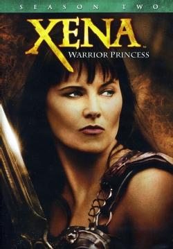 Xena: Warrior Princess Season 2 (DVD)