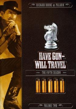 Have Gun Will Travel: Season 5 Vol. 2 (DVD)