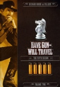 Have Gun Will Travel: Season 5 Vol. 2 (DVD)