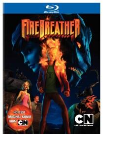 FireBreather (Blu-ray Disc)