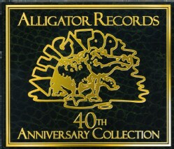 Various - Alligator Records 40th Anniversary Collection