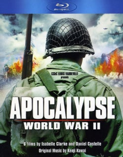 Apocalypse: World War II (Blu-ray Disc)