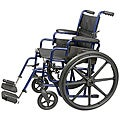 Carex Portable Manual Wheelchair