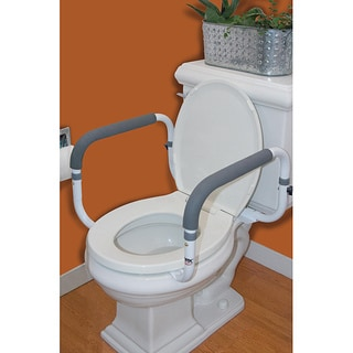 Carex Toilet Support Rail