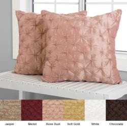 Zanzibar 18-Inch Decorative Throw Pillows (Set of 2)